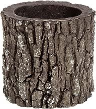 Best tree log flower planter Reviews
