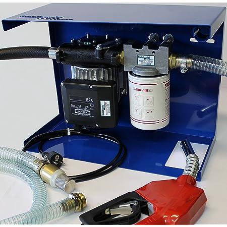 230 V Diesel Filter Anlage Heizöl Tank Mit Schraub Filter Diesel Pumpe Tankreinigung Auto