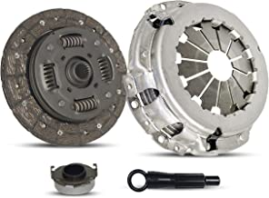 Clutch Kit Works With Honda Fit Base Sport Hatchback 4-Door 2007-2008 1.5L 1497CC l4 GAS SOHC Naturally Aspirated