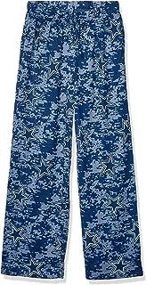 Dallas Cowboys NFL Teen-Boys Youth Tallow Sleep Pants