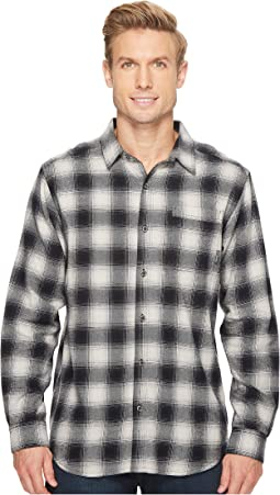 Boulder Ridge Long Sleeve Flannel