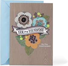 Best leather wedding anniversary card Reviews