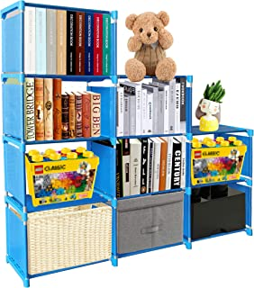 Best 9 cube storage shelf Reviews