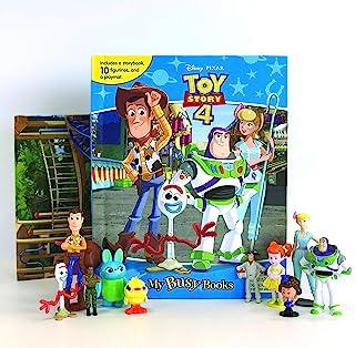 Disney Toy Story 4 My Busy Books