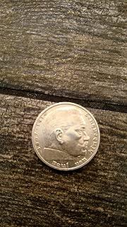 1937 DE Nazi Coin Collection Good