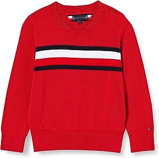 Tommy Hilfiger Essential Th Warm Sweater voor jongens
