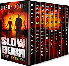 Slow Burn Box Set: The Complete Post Apocalyptic Series (Books 1-9)
