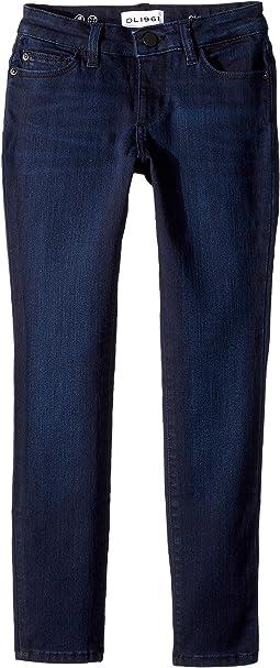 DL1961 Kids - Chloe Skinny Jeans in Pichu (Big Kids)