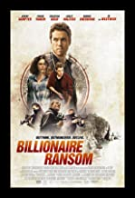 Billionaire Ransom - 11x17 Framed Movie Poster by Wallspace