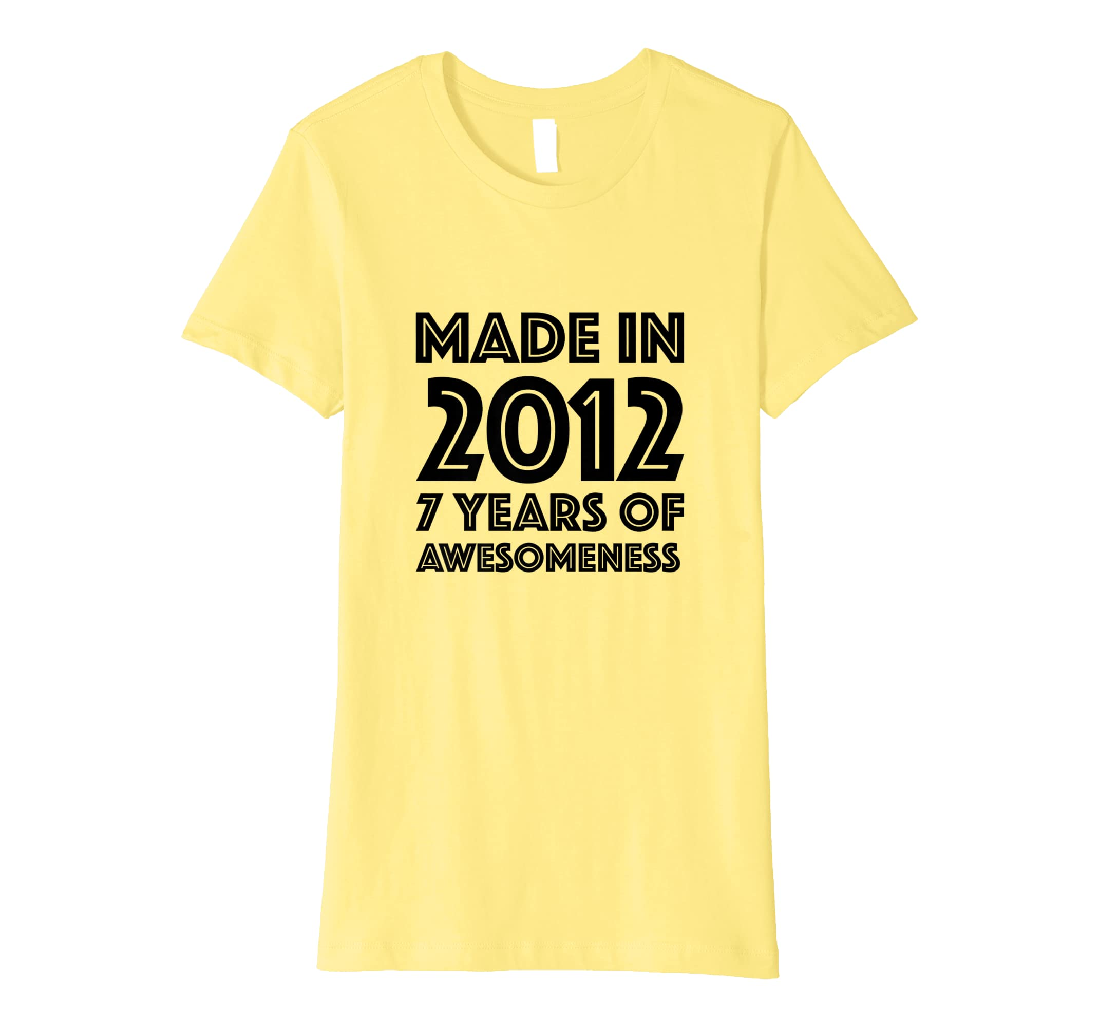 Amazon 7th Birthday Shirt Boys Girl Age 7 Year Old Girls Gift Seven Clothing