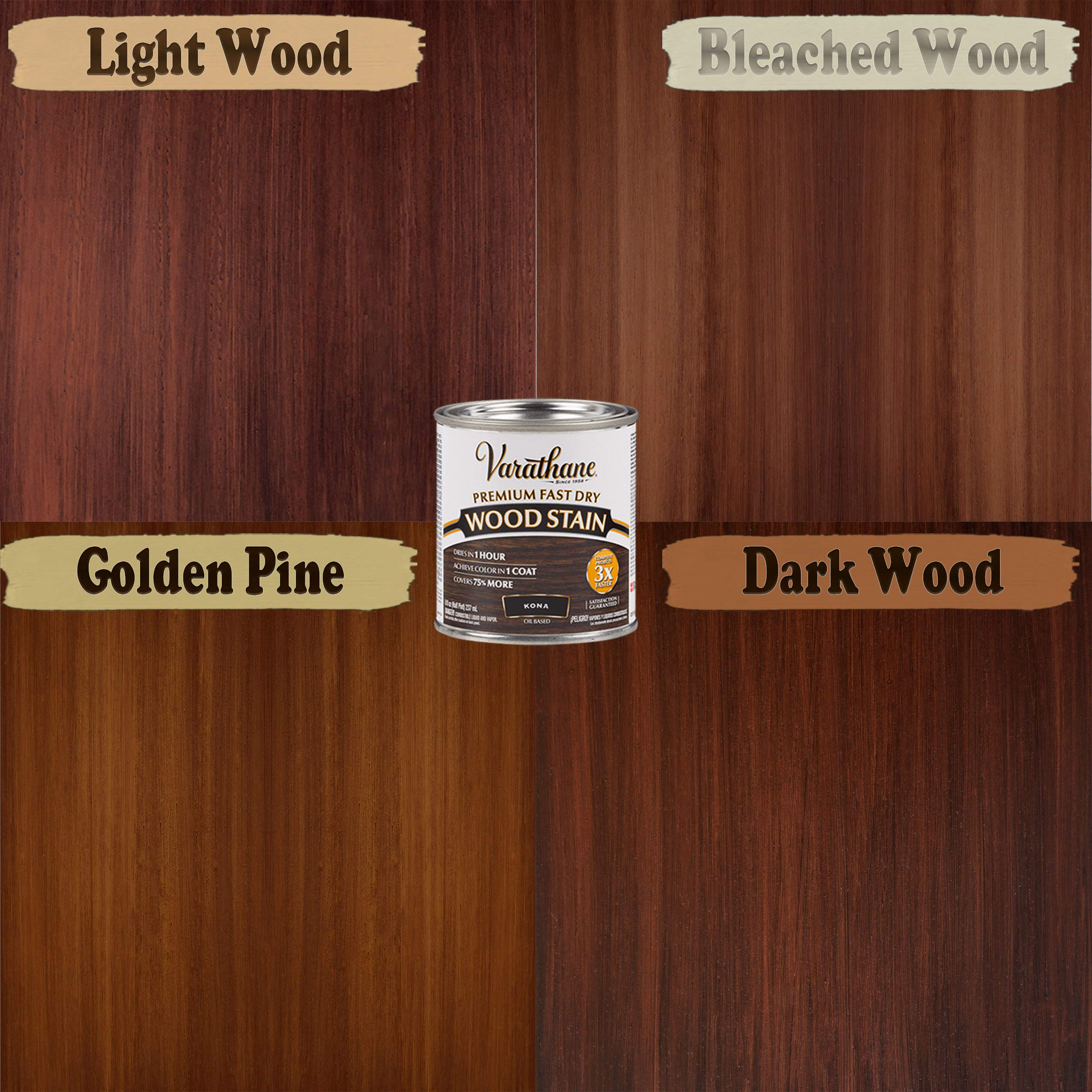 Retique It Liquid Wood Dark Wood Gallon Paint It Then Stain It Stainable Wood Fiber Paint Put A Fresh Coat Of Wood On It 128oz Dark Wood 128oz