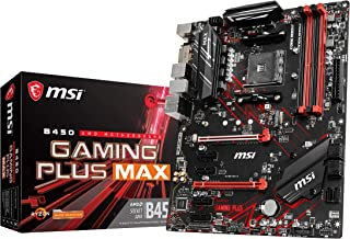 MSI B450 GAMING PLUS MAX ATX マザーボード MB4821