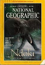 National Geographic Magazine (July 1995) (Vol. 188, No.1)