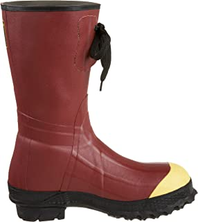 """LaCrosse Men's Insulated Pac 12"""" Steel Toe Work Boot"""