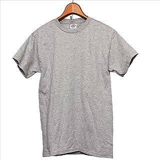 DELTA APPAREL デルタアパレル 霜降り 無地Tシャツ 丸胴ボディ 5.2oz[ProWeight]