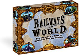 Eagle-Gryphon Games Railways of The World Strategy Board Game