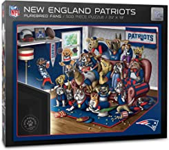 """YouTheFan NFL Purebred Fans NFL Purebred Fans """"A Real Nailbiter"""" Puzzle"""