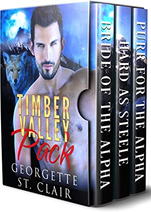 Timber Valley Pack Volume 1 (A trio of sizzling shifter stories)