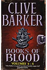 Books Of Blood Omnibus 2: Volumes 4-6 Kindle Edition