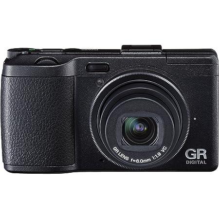 Ricoh Gr Digital Iv Digitalkamera 3 Zoll Schwarz Kamera
