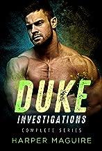 Duke Investigations: Complete Series (English Edition)