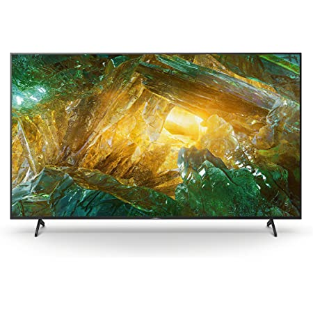 Sony Ke 85xh8096 Kd 85xh8096 Bravia 215 Cm 85 Zoll Fernseher Android Tv Led 4k Ultra Hd Uhd High Dynamic Range Hdr Smart Tv Sprachfernbedienung Heimkino Tv Video