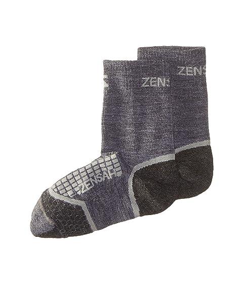 Crew Zensah Running Grey Grit Calcetines t0wZqwxfcO