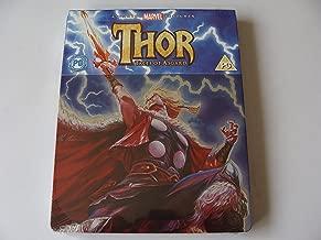 Thor: Tales of Asgard (Animated Marvel Features) (Zavvi Blu-ray Steelbook)