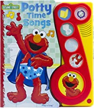 sesame street potty time songs
