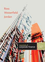 EBook Online Access for Essentials Of Corporate Finance, 8E, With Access Code For Connect Plus
