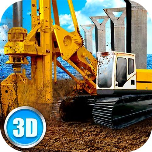 Bridge Construction Crane 2