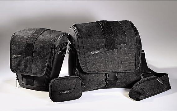 Hama 40 G Croco Hardcase Für Digitalkamera Schwarz Kamera