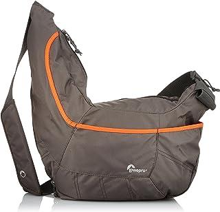Lowepro Passport Sling Iii for Your Camera Space for Your Personal Gear Space for Your Tablet, Grey/Orange, (LP36658-0WW)