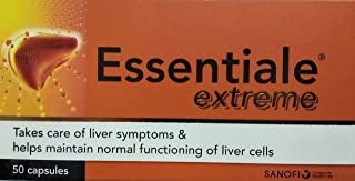 Essentiale Extreme (50 Capsules), Liver Support .Trusted Around The World
