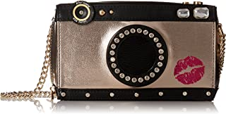 Betsey Johnson Kitsch Camera Cross Body Bag