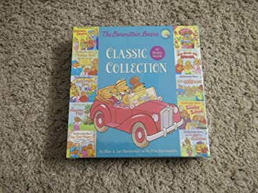 Berenstain bears classic collection 10 book set