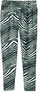 Zubaz Men's Officially Licensed NFL Zebra Print Lounge Pants
