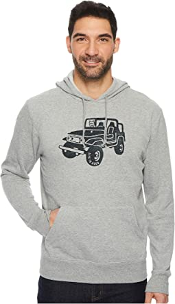 Life is Good - ATV Go-To Hoodie