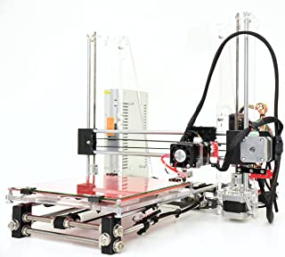 REPRAPGURU DIY RepRap Prusa I3 3D Printer Kit With Molded Plastic Parts USA Company