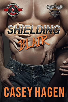 Shielding Blair (Special Forces: Operation Alpha) (Fierce Protectors Book 4)