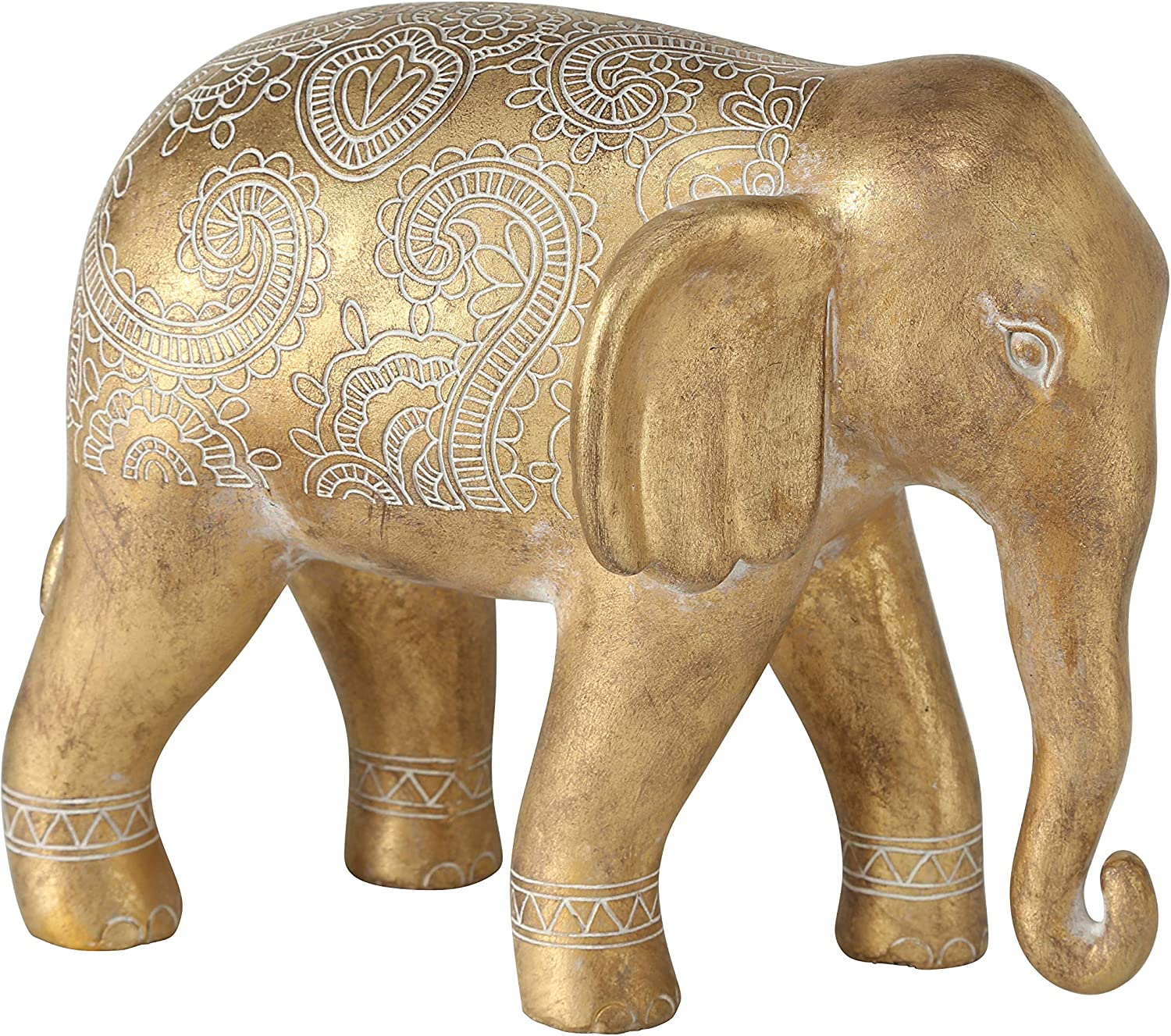 Max 41% OFF Festival NEW before selling ☆ Elephant of Luck and Outdoor Garden Happiness Indoor S