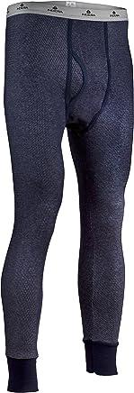 Indera Raschel pantalón térmico para Hombre de Doble Cara con Tela térmico y Rendimiento con Silvadur