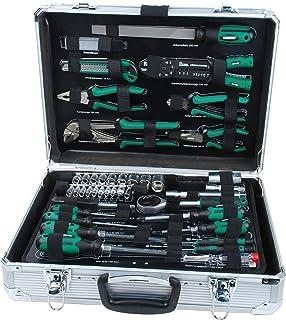 comprar comparacion Mannesmann - M29075 - Maletín de herramientas de aluminio, equipado, 108 piezas