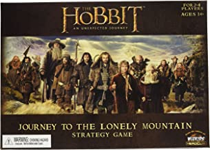 WizKids Hobbit Journey to The Lonely Mountain Board Game