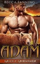 Adam (BBW Bear Shifter Wedding Romance) (Grizzly Groomsmen Book 1)