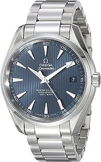 Omega 231.10.42.21.03.003 Seamaster Aqua Terra Automatic Mens Watch - Blue Dial