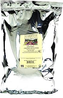 Starwest Botanicals Organic Lemon Balm Leaf C/S, 1 Pound