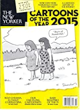 The New Yorker Magazine (Cartoons of the Year 2015)