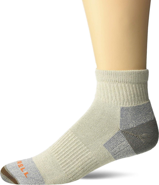 Merrell mens Moab Hiker Socks