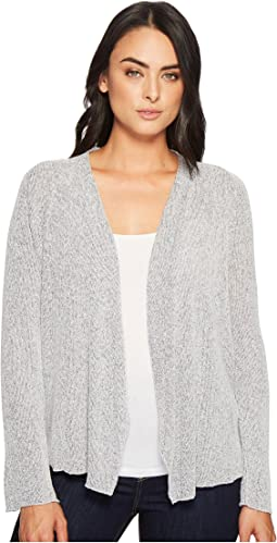 Boucle Sweater Knit Cardigan